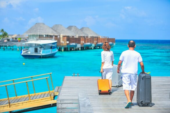 man-and-woman-walks-on-dock-